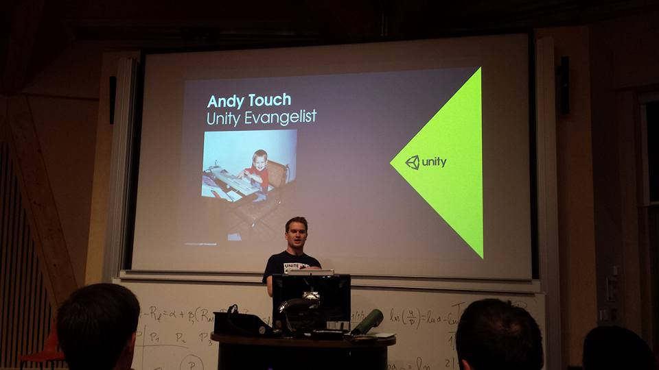 Andy Touch IDM Colchester